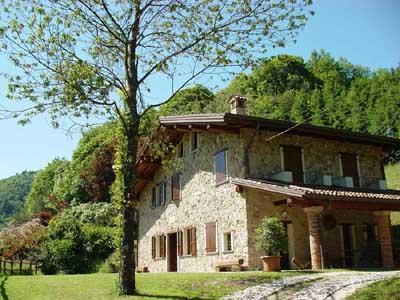 Affitto chalet/baita montagna pertica bassa
