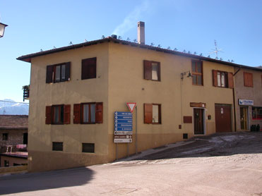 Affitto bed & breakfast montagna ronzo-chienis