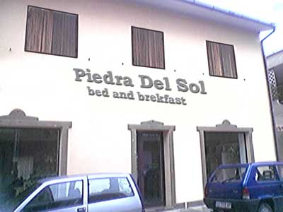 Affitto bed & breakfast mare portoscuso
