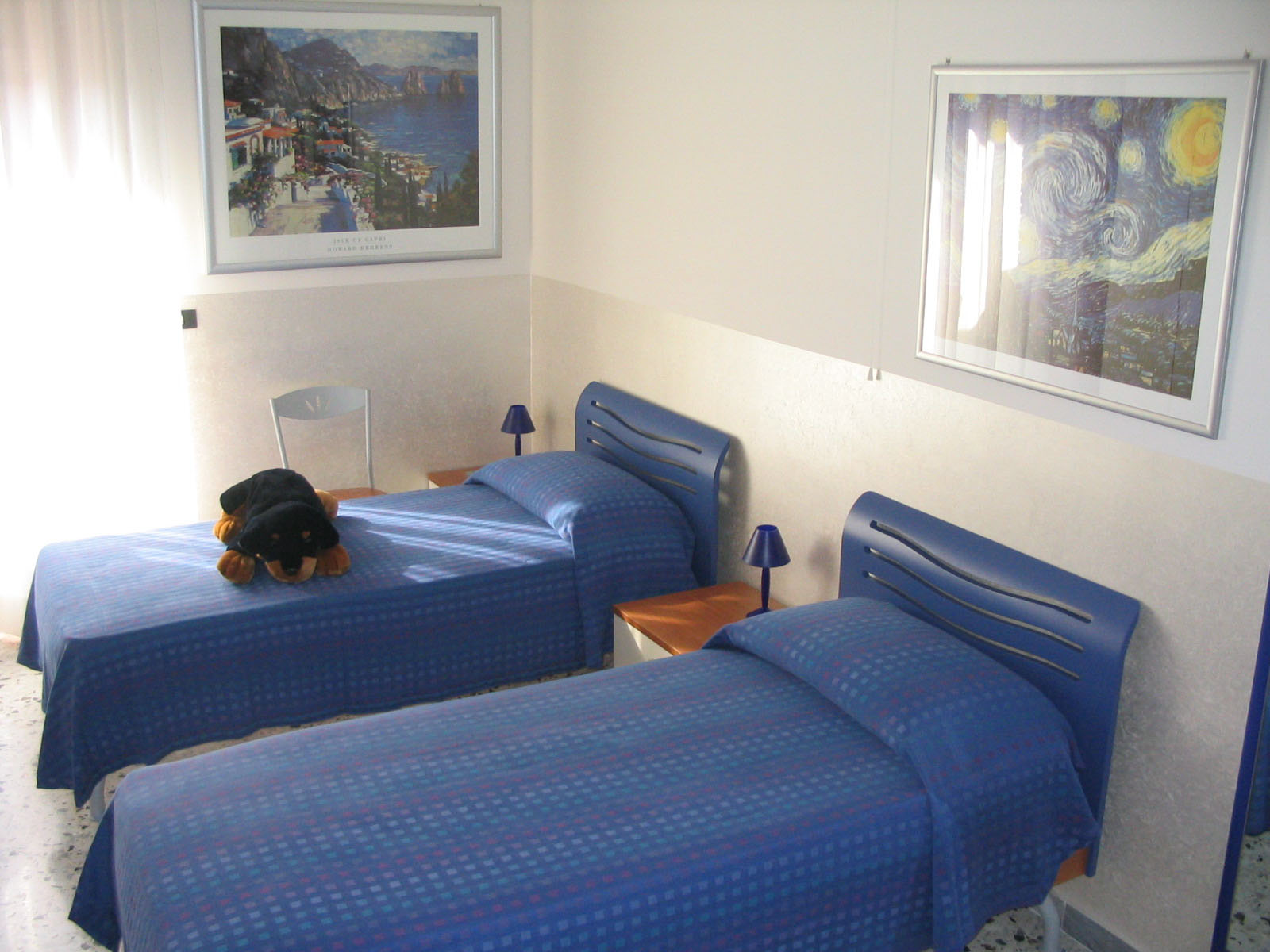 Affitto bed & breakfast mare salerno