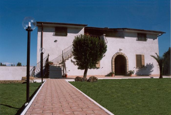 Affitto casa vacanze campagna mazzano romano